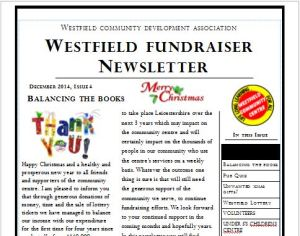 westfield newsletter preview